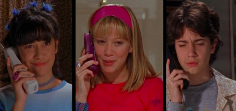 LIZZIE MCGUIRE Returning to TV! image