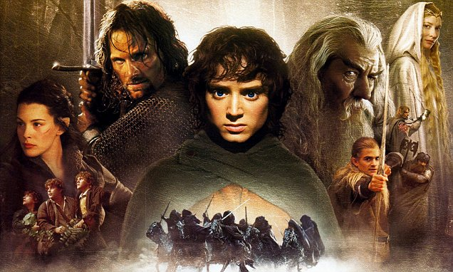 Amazon Working on'Lord of the Rings' TV Series