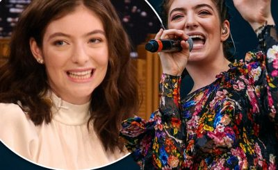 LORDE Thanks Her Fans for 'Melodrama' No. 1
