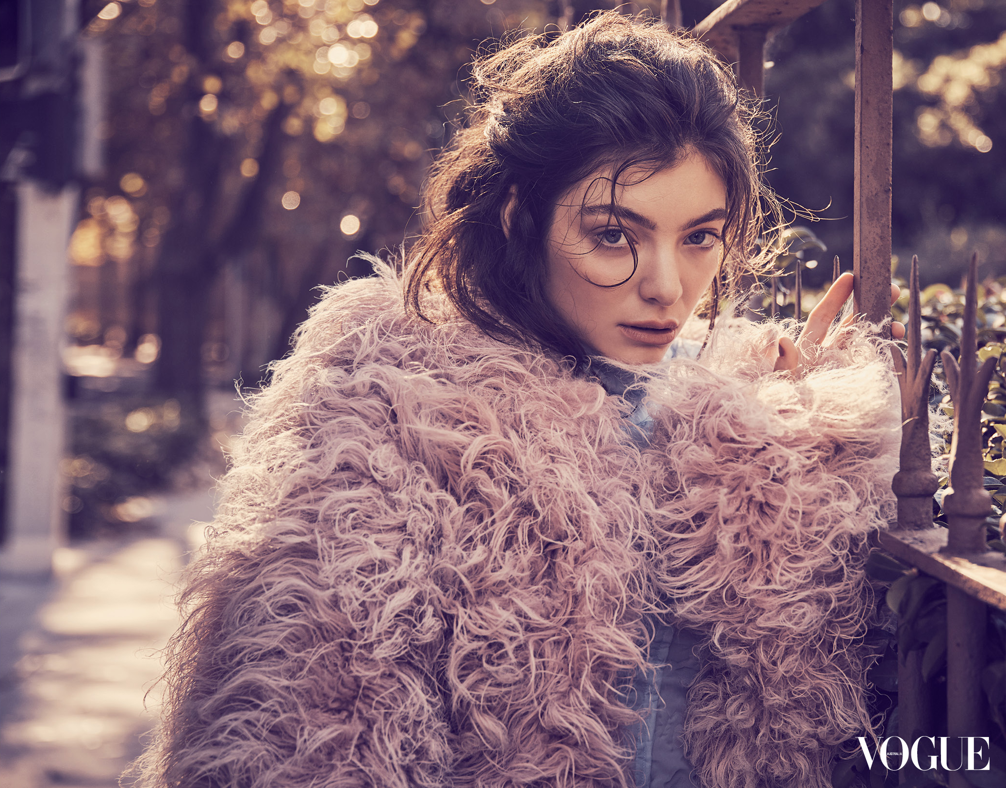 LORDE Covers Vogue, Talks About Becoming an Adult!