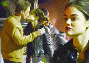 Lucy Hale Dating 10-Year-Older 'Life Sentence' Star Riley Smith