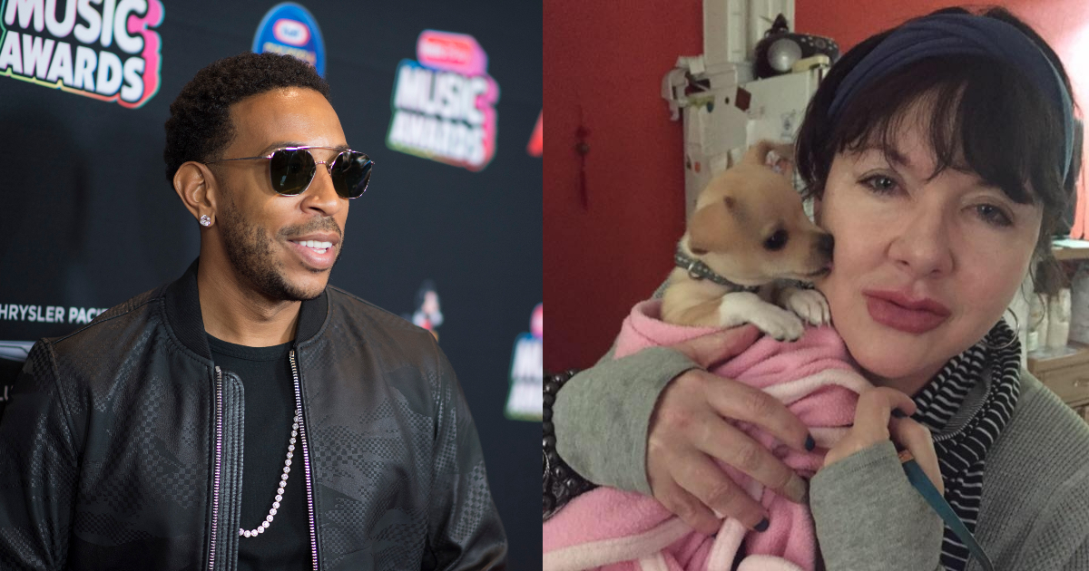 Ludacris Pays for a Random Woman's Groceries! image