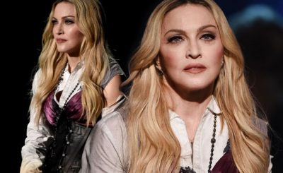 BLONDE AMBITION: Madonna Biopic In the Works!