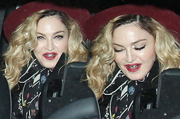 Madonna Says New Music Sounds THE SAME!