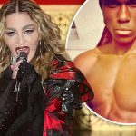 Madonna Releases Statement on Son Rocco's ARREST! image