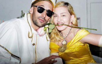 MADONNA Getting Close to New Mystery Man!