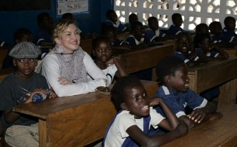 Madonna Granted Permission to Take Two Children From Malawi!
