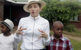 Madonna to Adopt Two More Malawi Children