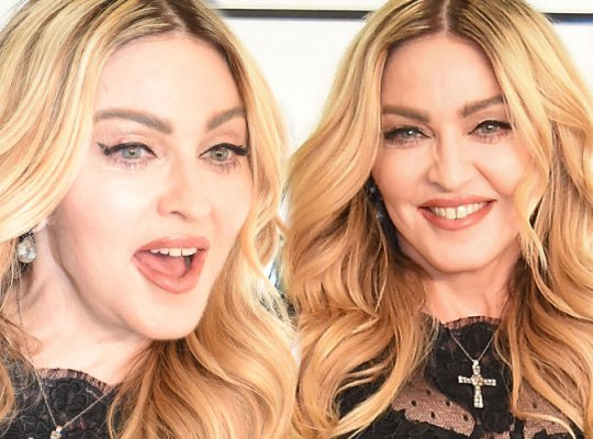 She Can Do It All: Madonna Named WOMAN OF THE YEAR By Billboard Magazine image