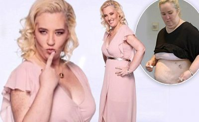 Mama June From 'Honey Boo Boo' Debuts SHOCKING Weight Loss OMG!