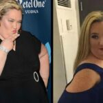 Very Tall HONEY BOO BOO Steps Out With Mama June image