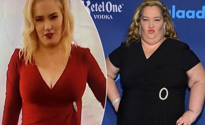 Mama June Talks About How She Lost 100 Pounds! Reveals Her Brand New Body to Sugar Bear