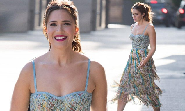 Mandy Moore Knows Exactly How'This is US' Will End!