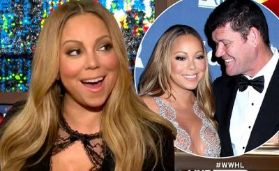 Mariah Carey Opens Up About Being Dumped By BILLIONAIRE James Packer