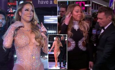 Mariah Carey Blames TECHNICAL ISSUES For Disaster Of a Performance On New Years