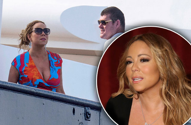 Mariah Carey is DEMANDING MILLIONS From Billionaire Ex-Fiancé James Packer image