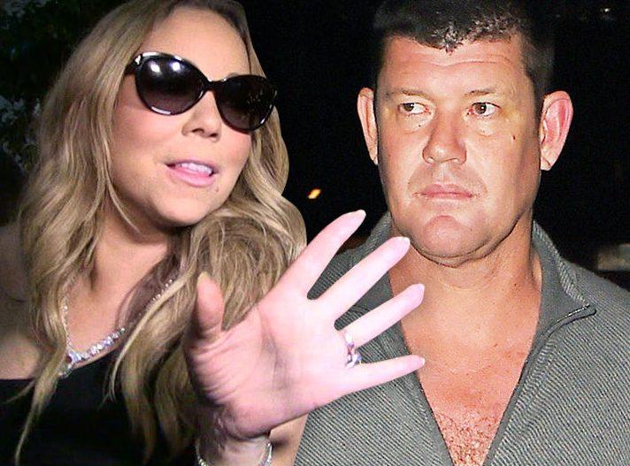 Mariah Carey and Billionaire Fiancé James Packer SPLIT! image