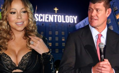 UH-OH: Mariah Carey Blames SCIENTOLOGY For Breakup With Billionaire Ex-Fiance!