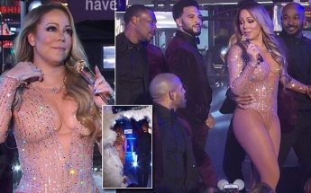 Watch Mariah Carey's DISASTROUS New Year's Eve Performance