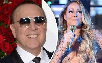 Mariah Carey's Ex-Husband Tommy Mottola Says That The Singer NEEDS HELP!