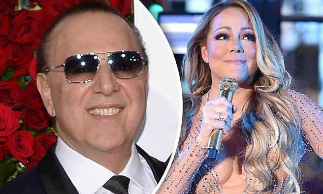 Mariah Carey's Ex-Husband Tommy Mottola Says That The Singer NEEDS HELP! image