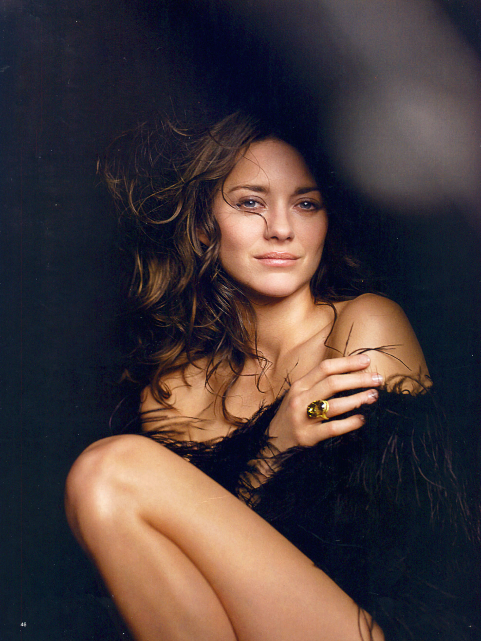 Marion Cotillard Announces Pregnancy in Wake of Rumors That She Broke Up Brad Pitt and Angelina Jolie's Marriage! image