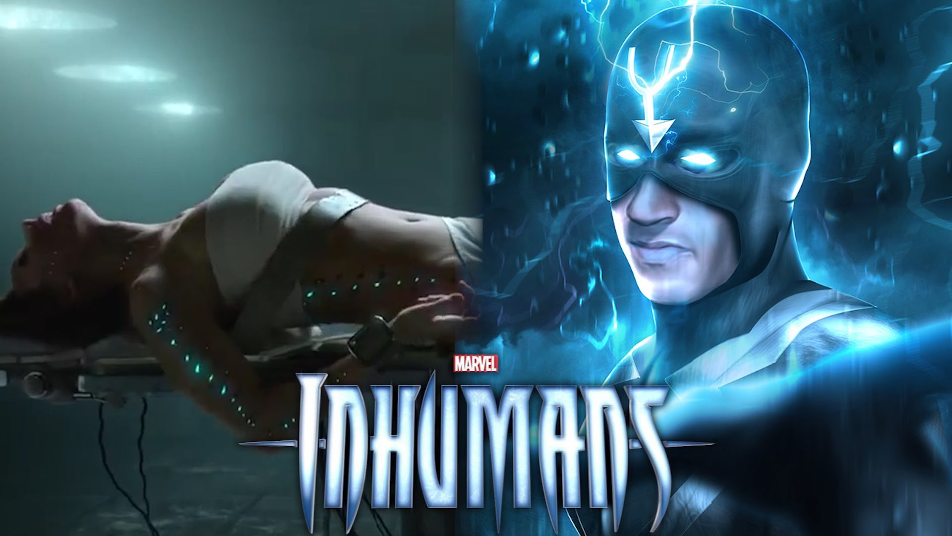 First Trailer for MARVEL's'Inhumans'