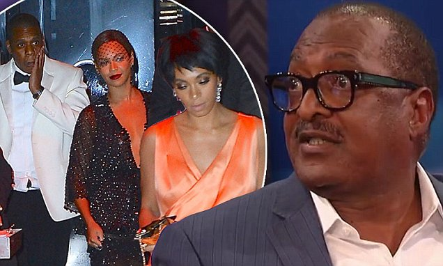 Beyoncé's Dad LAUGHED at Solange Beating Jay-Z! image