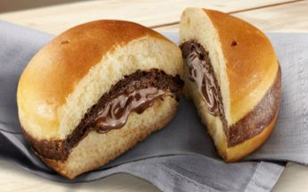 McDonalds Introduce a NUTELLA Burger