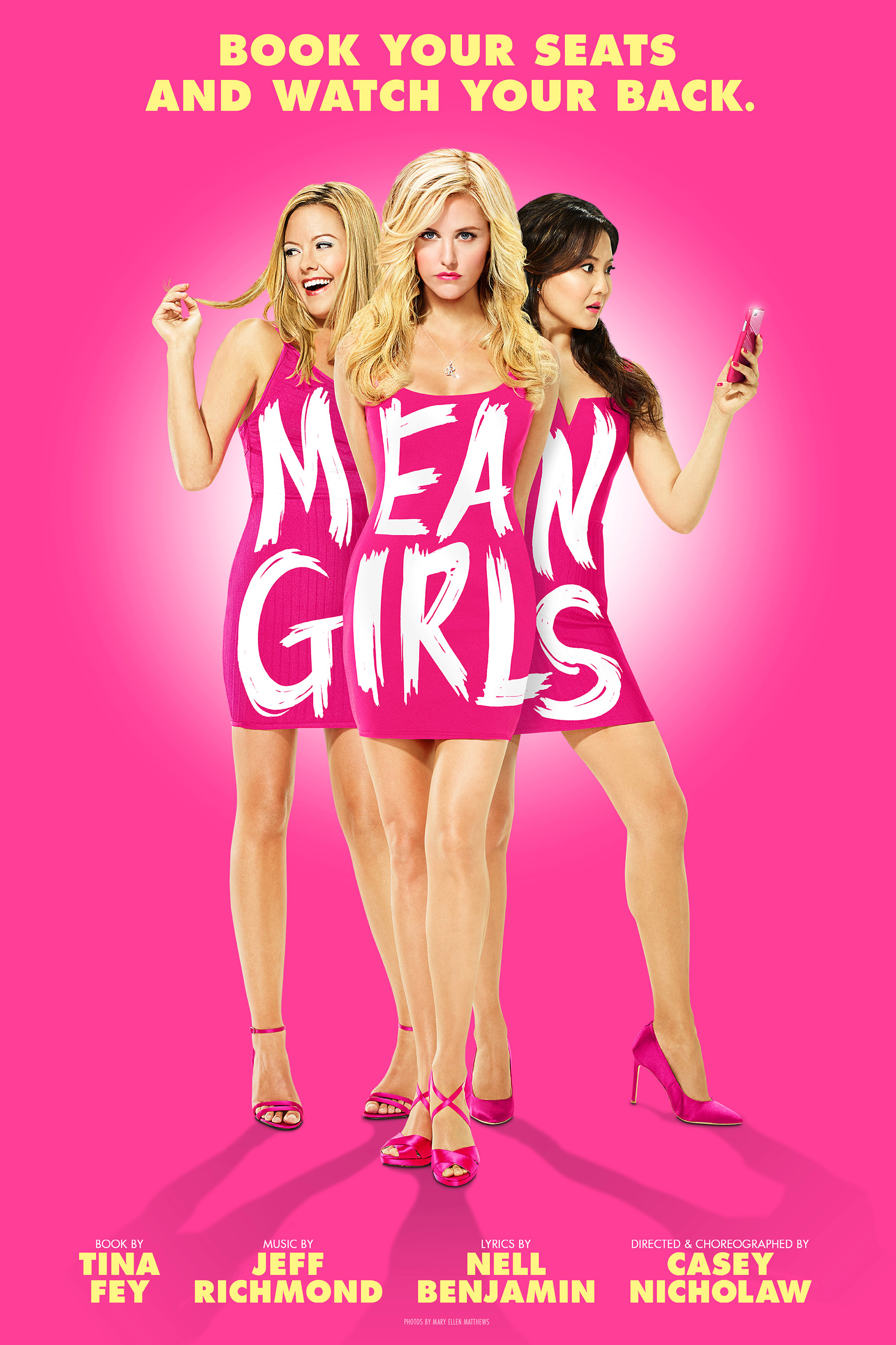 'Mean Girls The Musical' On Broadway Gets Premiere Date image