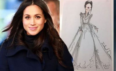 Meghan Markle's Wedding Dress to Cost More Than $130,000!