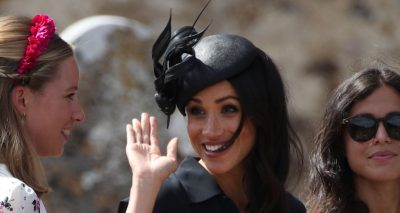 Meghan Markle Celebrated Her Birthday at a WEDDING!