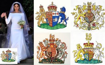 Meghan Markle Receives a Coat of Arms, BREAKING Royal Tradition!