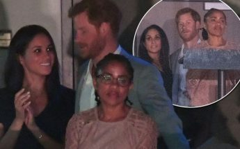Meghan Markle's 61-Year-Old MOM Has Tea With the QUEEN!
