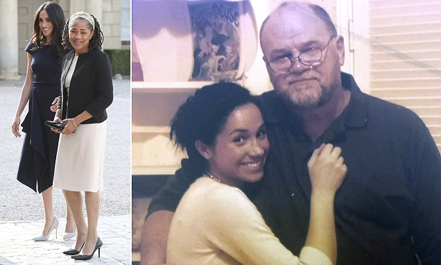 """Meghan Markle's Father SLAMS Her in New Interview, Claims He """"Made Her Duchess"""" image"""