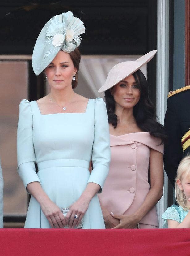 OPINION: Markle Wore an INAPPROPRIATE Dress to Queen's Birthday image