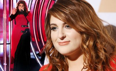 Meghan Trainor the PAINTER! 'Me Too' Singer Shows Off Her Art Skills