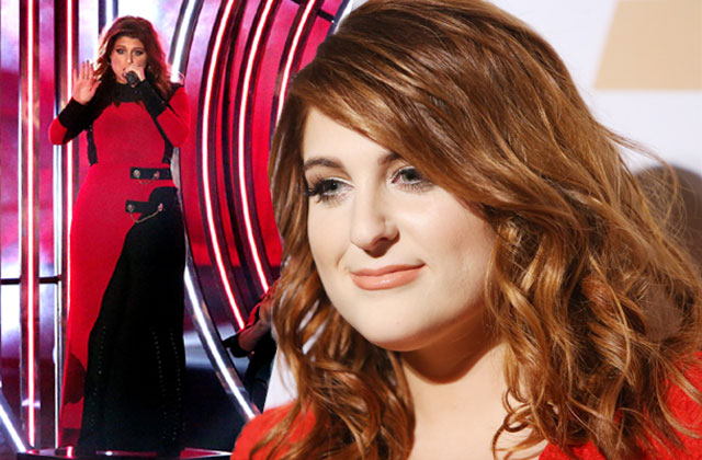 Meghan Trainor the PAINTER! 'Me Too' Singer Shows Off Her Art Skills image