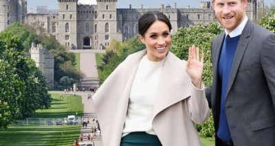 Meghan Markle Wears 10,000 DOLLAR EARRINGS to Wedding Rehearsal!