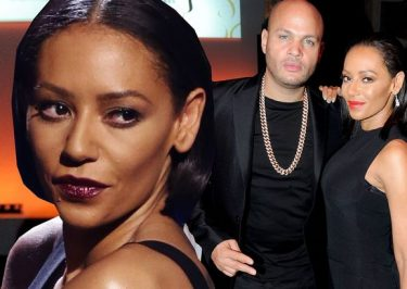 MEL B Divorcing Husband of TEN YEARS!