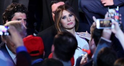 HOMETOWN HERO: Slovenian President Congratulates Melania Trump on Elecion Win!