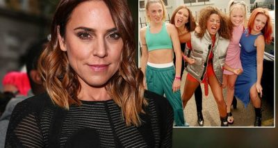 'SPORTY' SPICE MEL-C Reveals Eating Disorder Struggle!