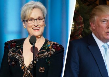 Meryl Streep Slams Donald Trump in Golden Globes Acceptance Speech