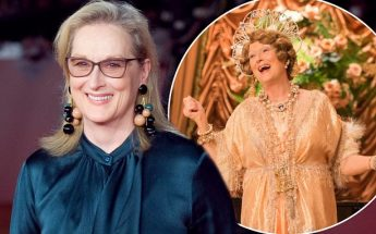 Meryl Streep Reacts to OSCAR Nominations With Hilarious GIF
