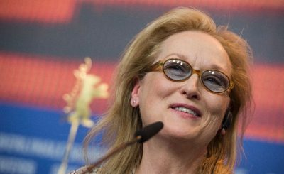 WE WILL RISE! Meryl Streep Fights For Womens' Equality in New Video!