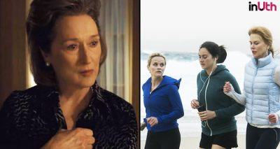 Meryl Streep Wears GLASSES While Filming 'Big Little Lies'