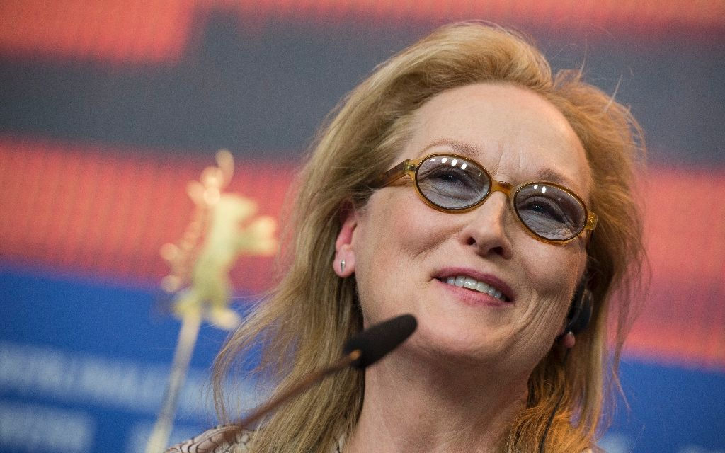 WE WILL RISE! Meryl Streep Fights For Womens' Equality in New Video! image