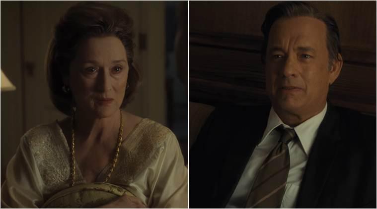 'The Post' Trailer Starring Meryl Streep and Tom Hanks