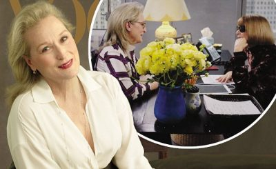 Anna Wintour and Meryl Streep Chat in New Video