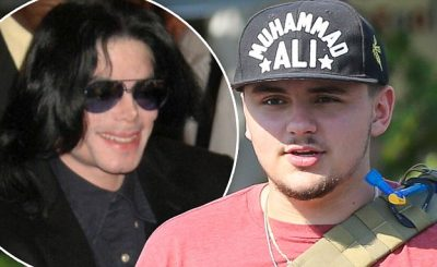 Prince Jackson Still Struggling to Cope With Father Michael's DEATH